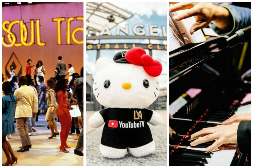 best things to do los angeles pop up magazine hello kitty soul train