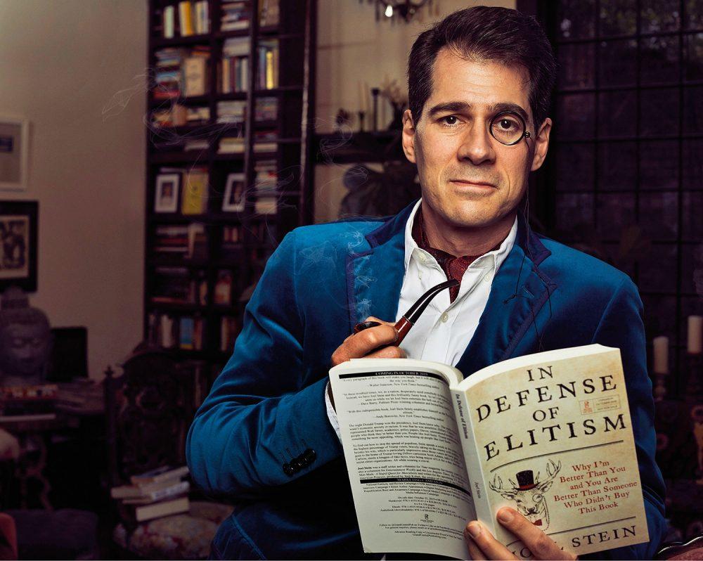 Joel stein in defense of elitism