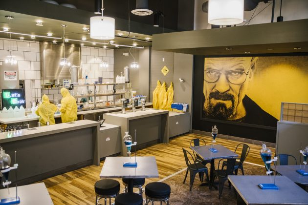 breaking bad pop-up pollo hermanos