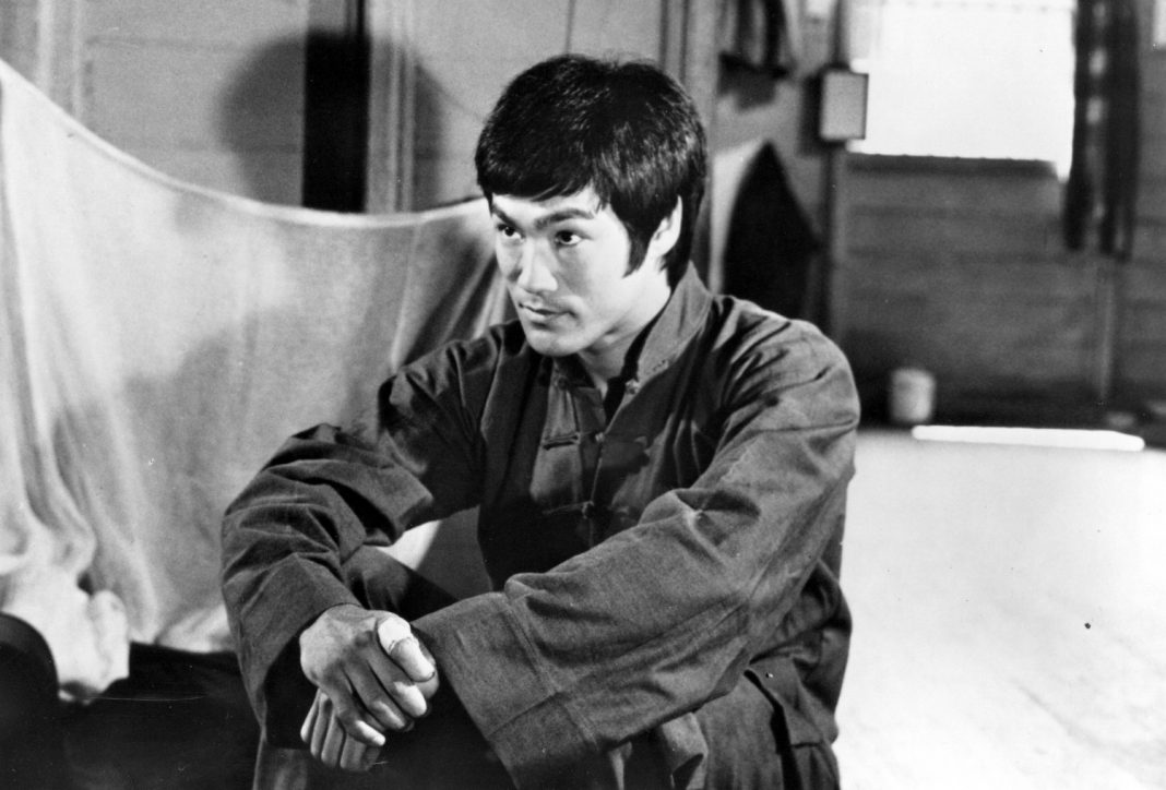 Bruce Lee studio chinatown