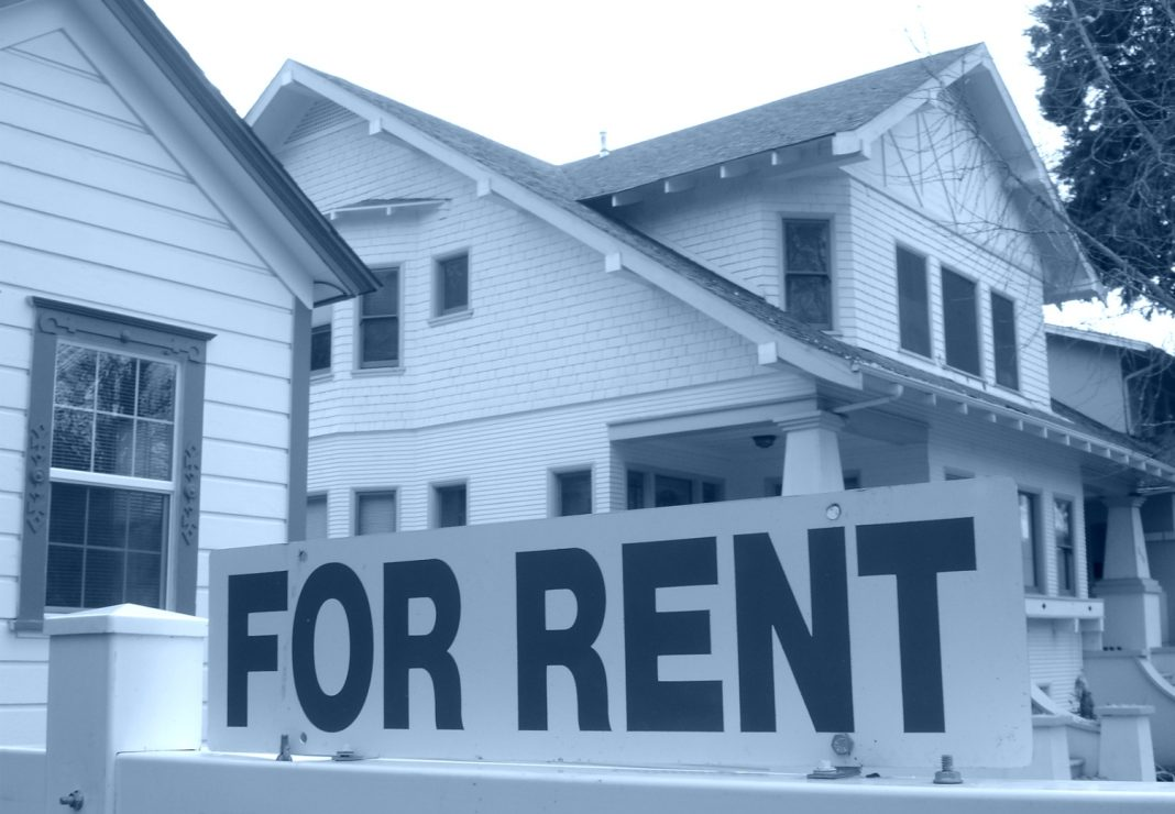 triple digit rent increase