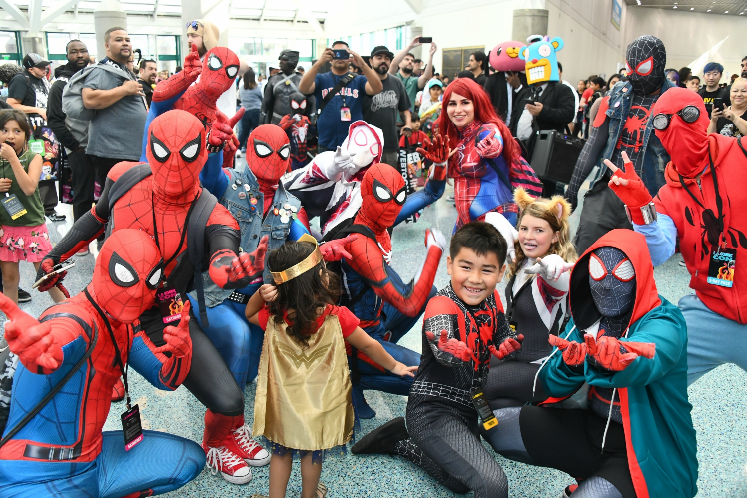 Stan Lee's Legacy Lives On at Los Angeles Comic Con