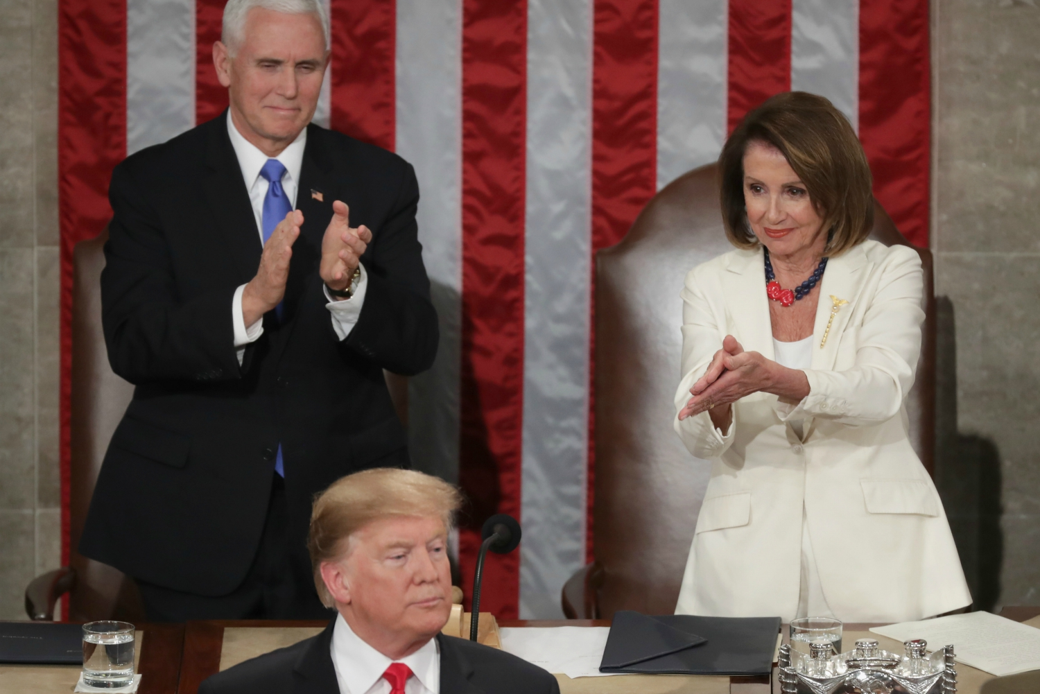Nancy Pelosi Has Donald Trump by the Balls (In a Manner of Speaking)