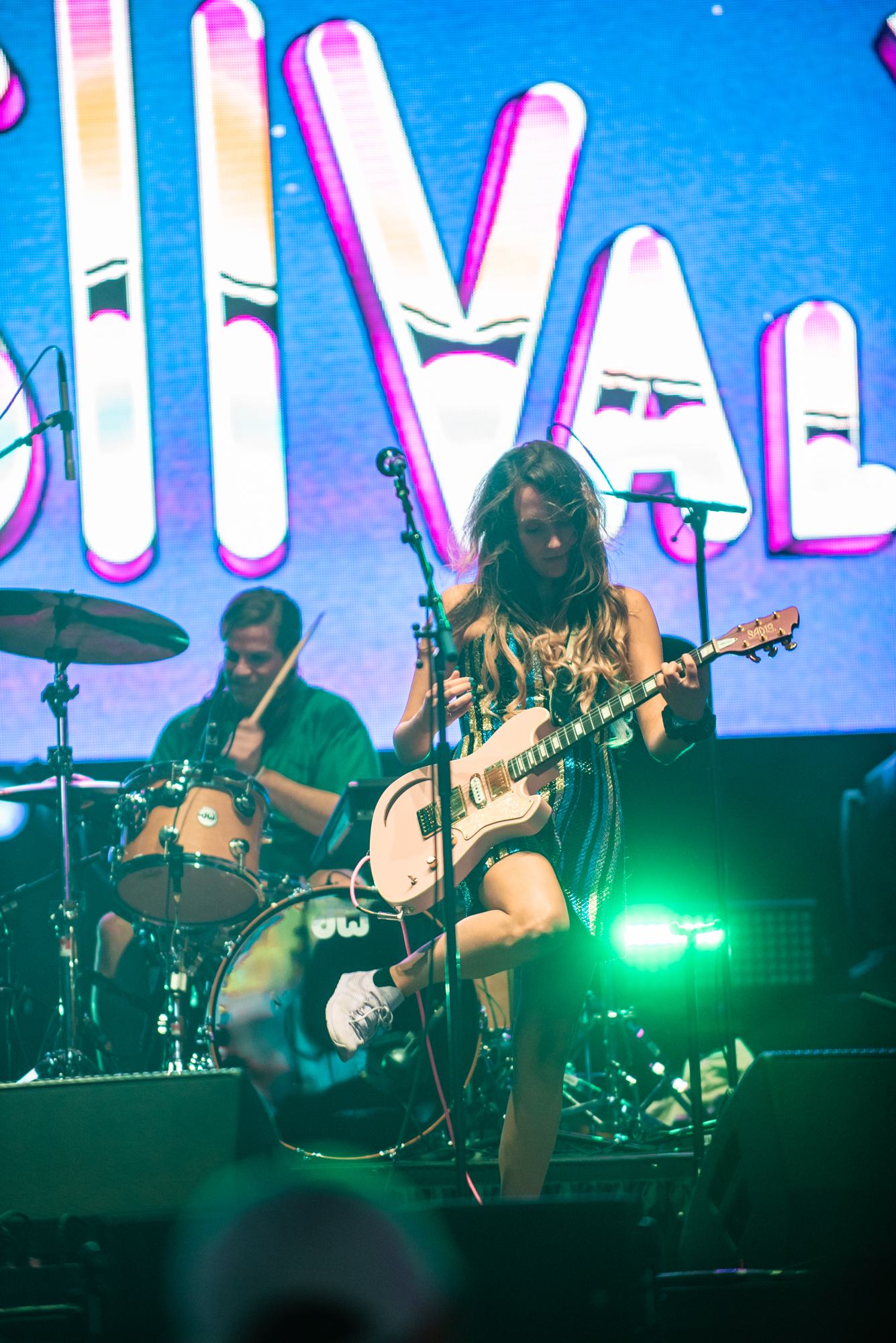 Adult Swim Festival 2019 Speedy Ortiz