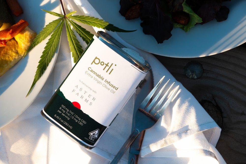 potli aster farms olive oil