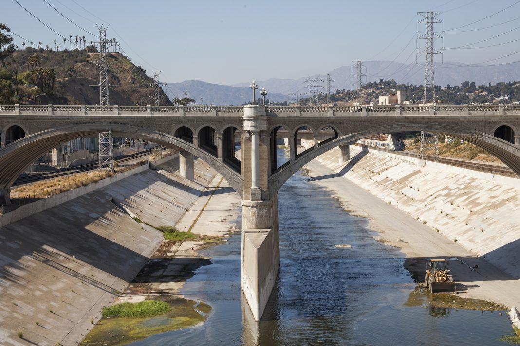 la river drought