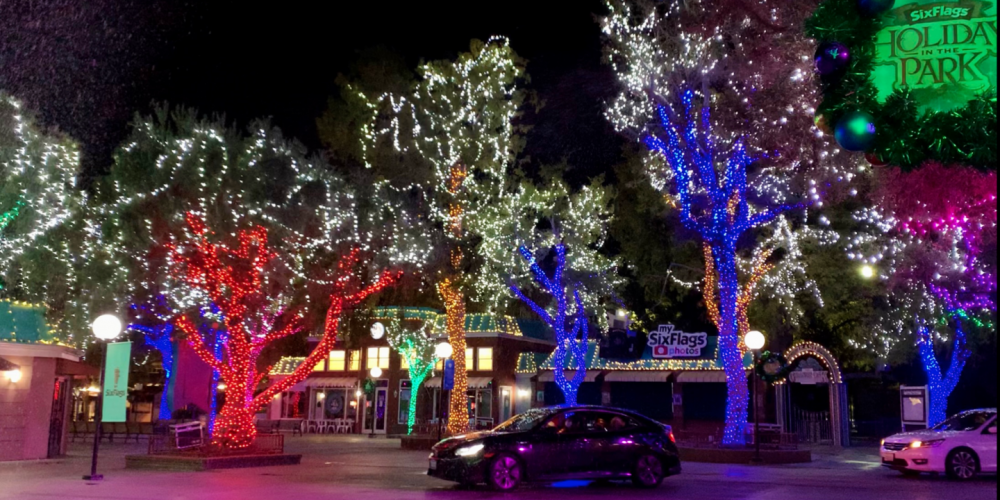 six flags holiday in the park holiday events 2020