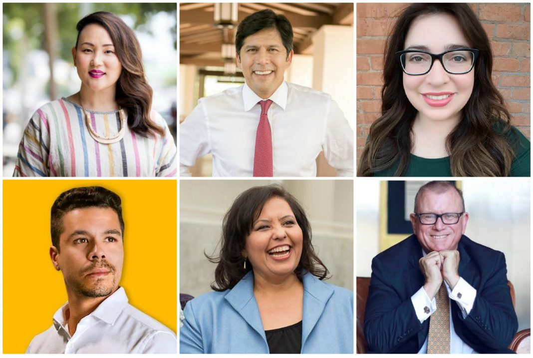 la city council district 14 2020 candidates