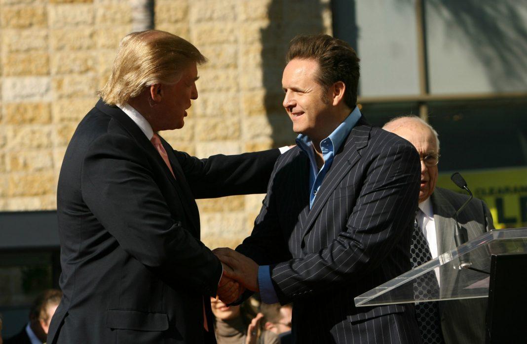 the apprentice: white house donald trump mark burnett
