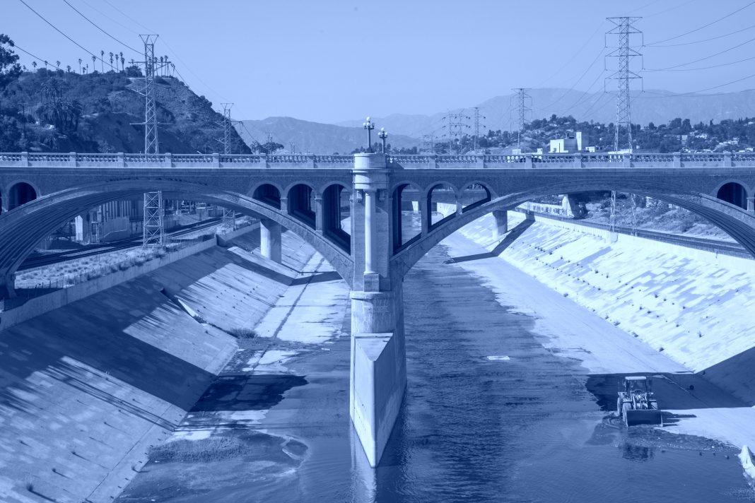 drought la river