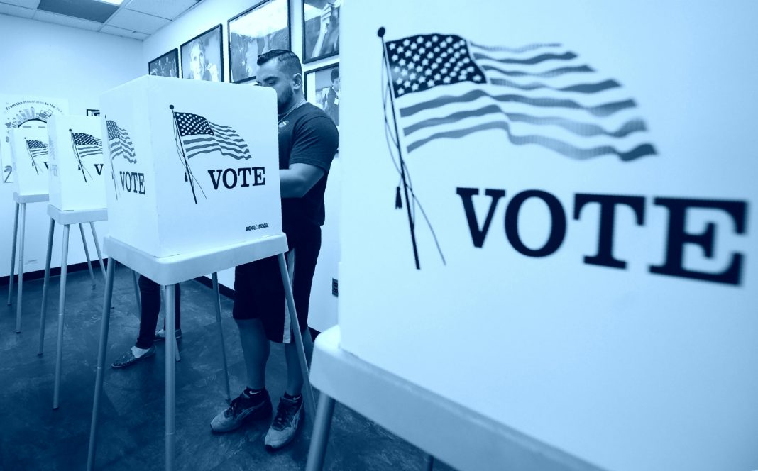 election day los angeles county