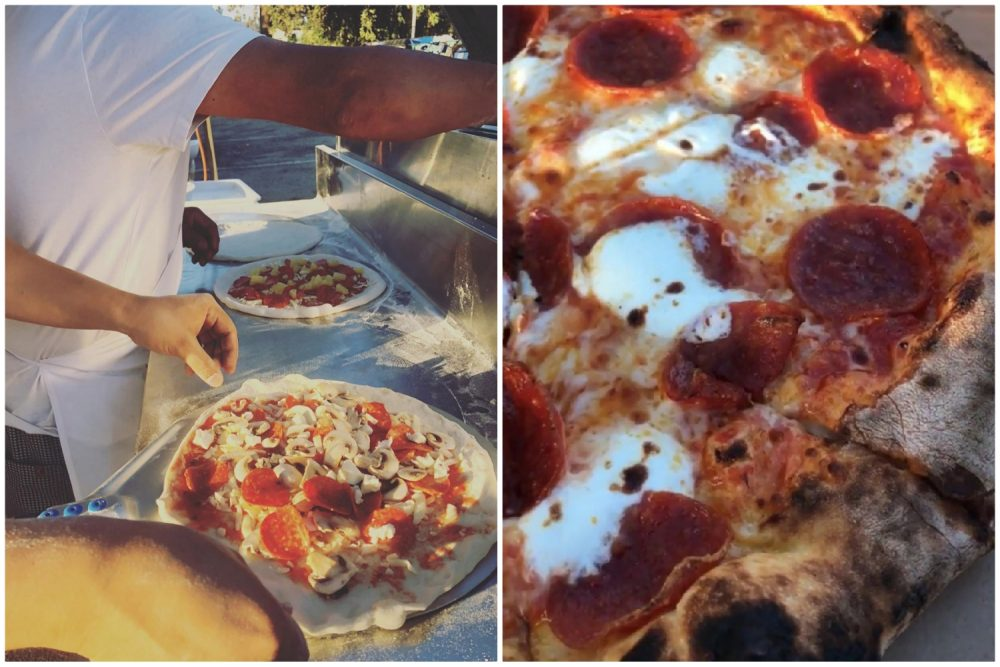 elio's wood fire pizza silver lake