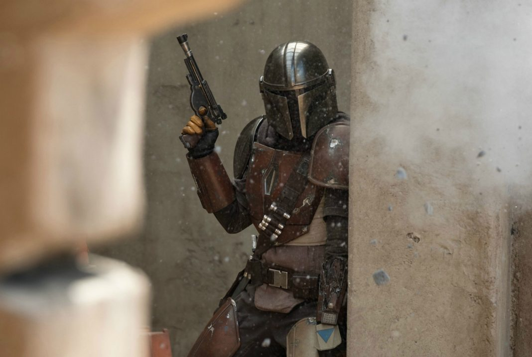 the mandalorian disney+