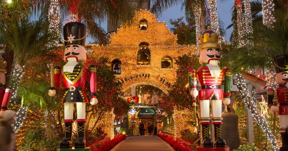 mission inn riverside holiday lights holiday events