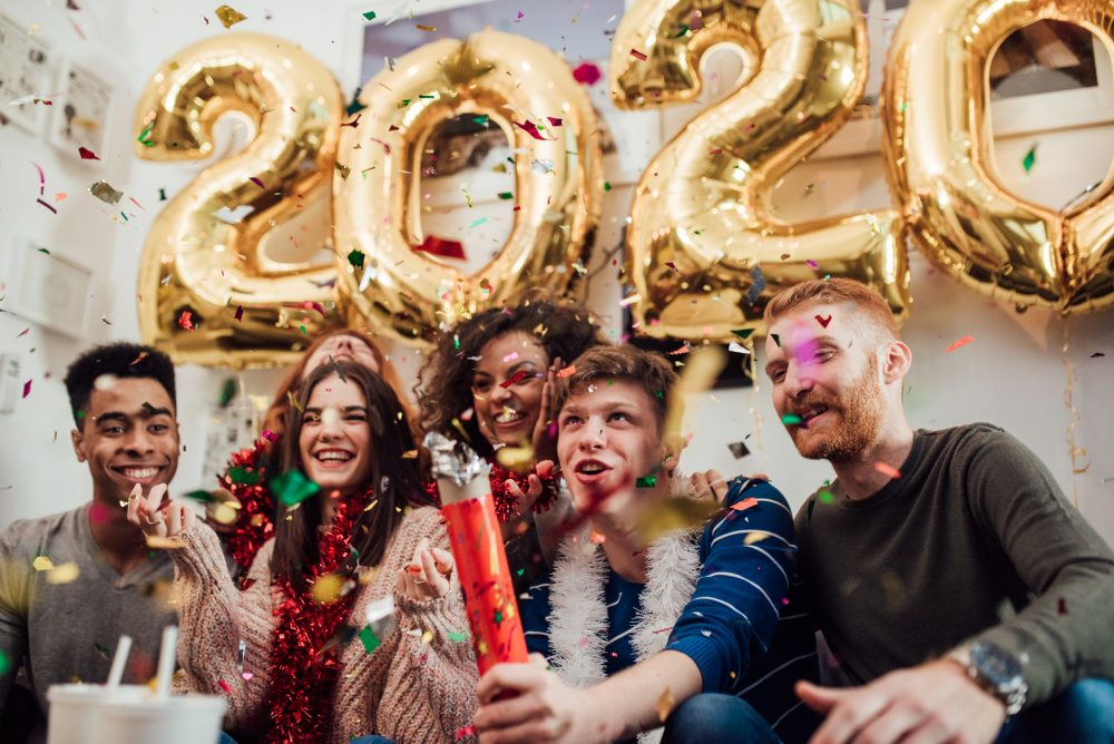 Best New Years Eve Parties Los Angeles NYE LA Champagne nye parties