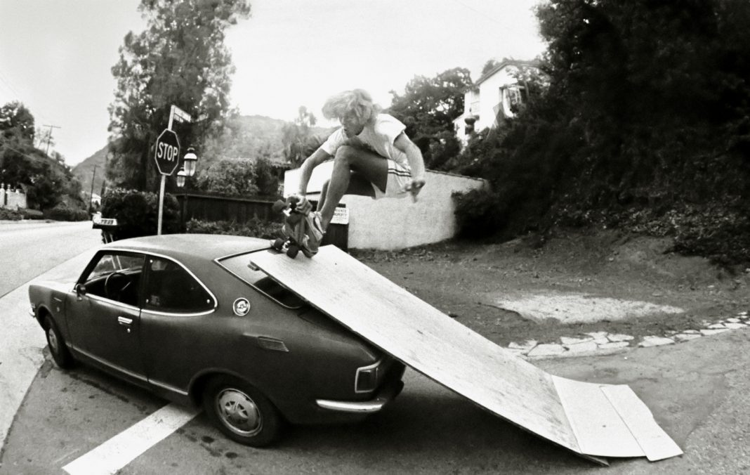 skateboarding los angeles