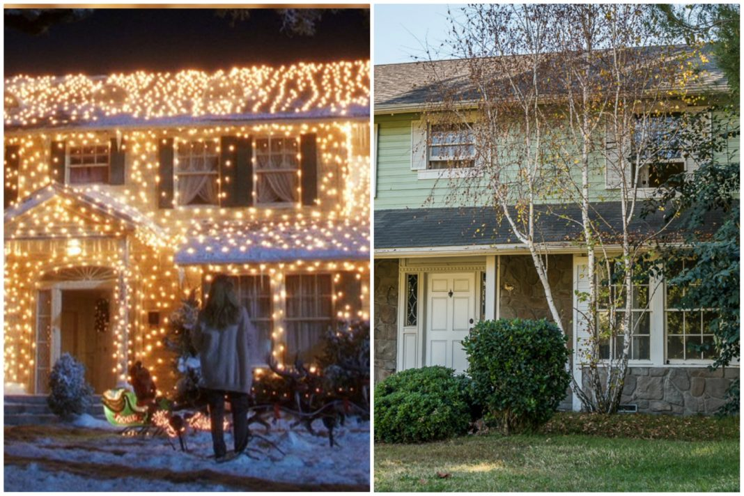 christmas movie locations