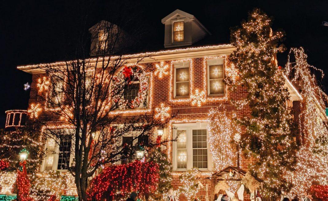 christmas lights neighborhoods los angeles