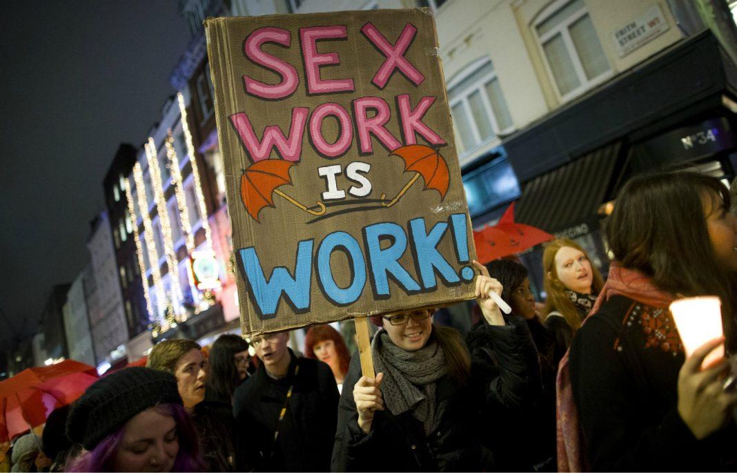 sex worker death