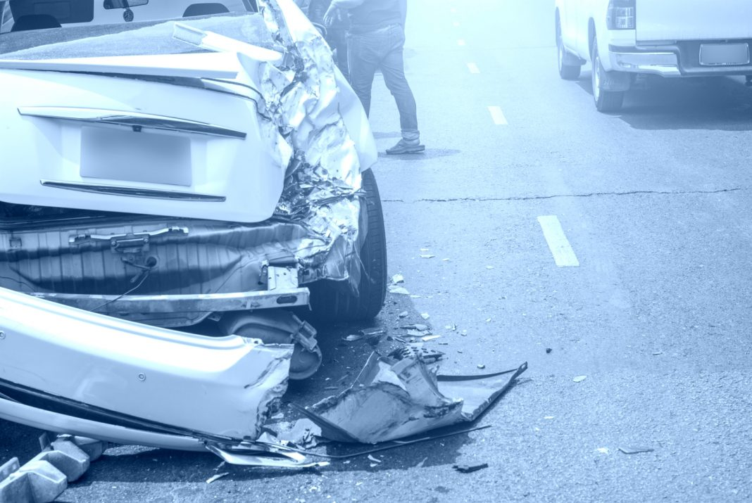 car accident danger zones