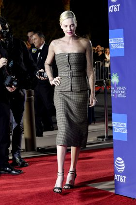 palm springs international film festival charlize theron