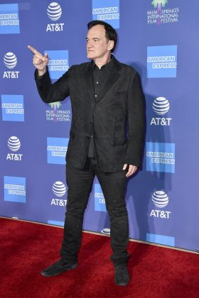 palm springs international film festival quentin tarantino