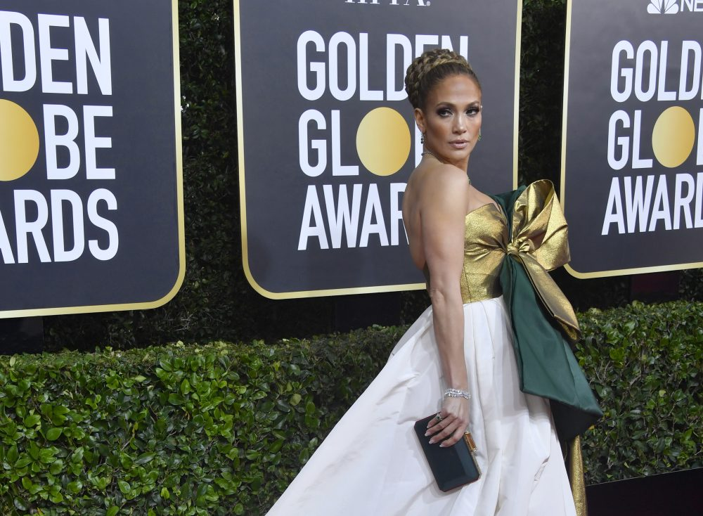 golden globes jennifer lopez