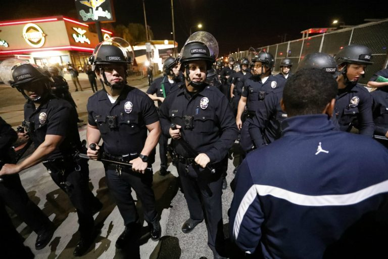 A New Poll Finds That Most California Voters Want Police Reform