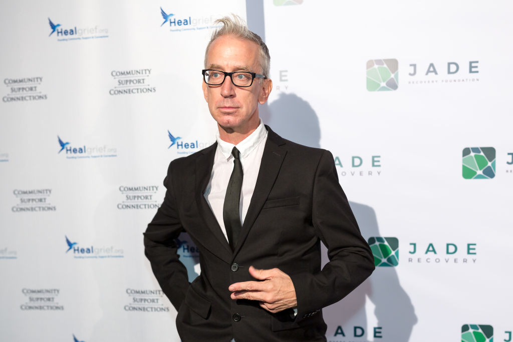 andy dick shooting