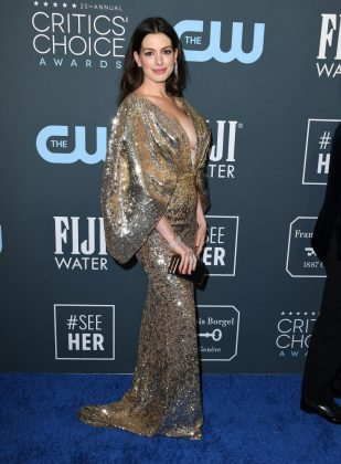 critics choice awards fashion