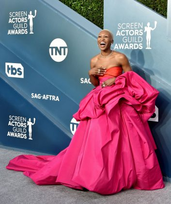 Screen Actors Guild Awards SAG Awards fashion red carpet