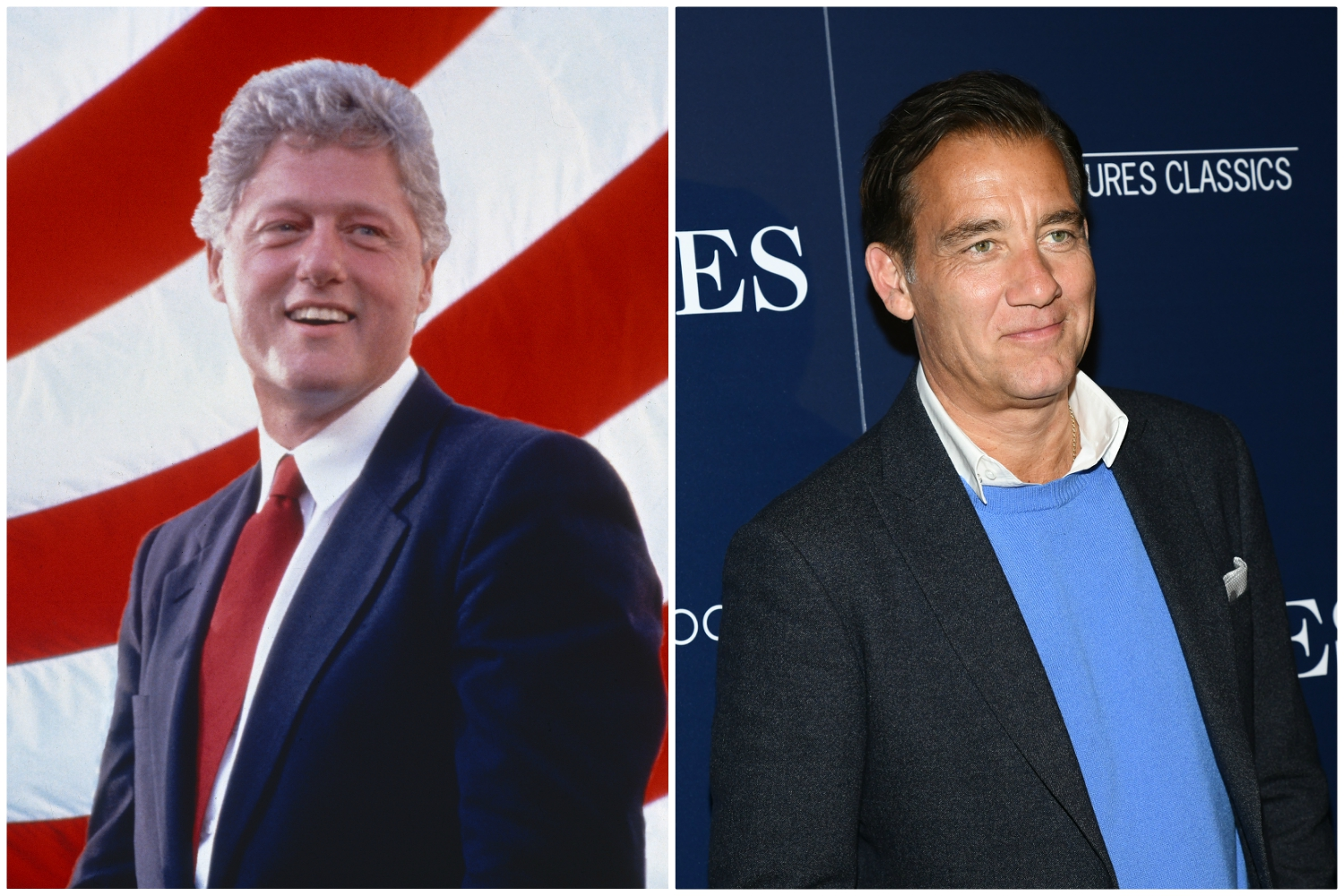 clive owen bill clinton