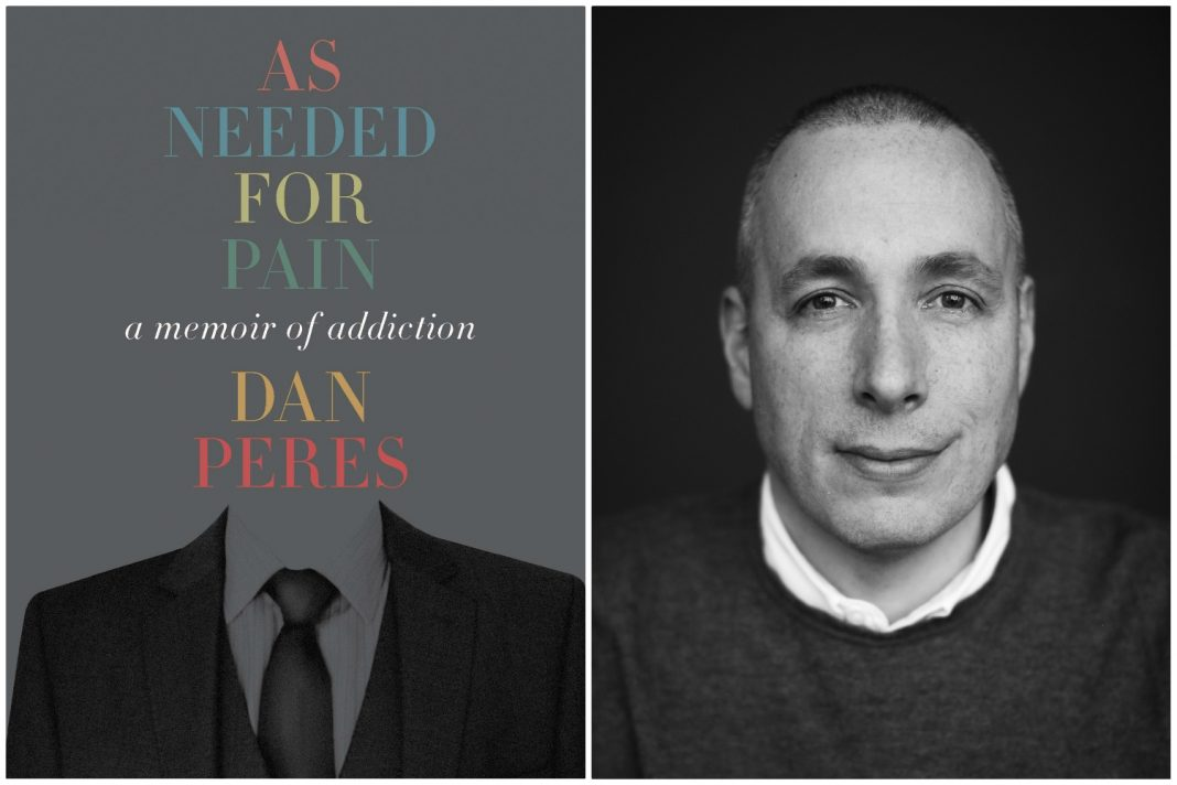dan peres as needed for pain
