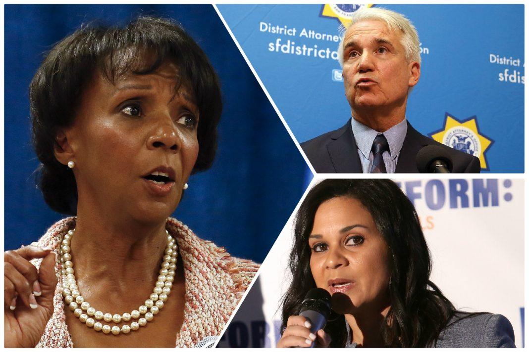 district attorney debate