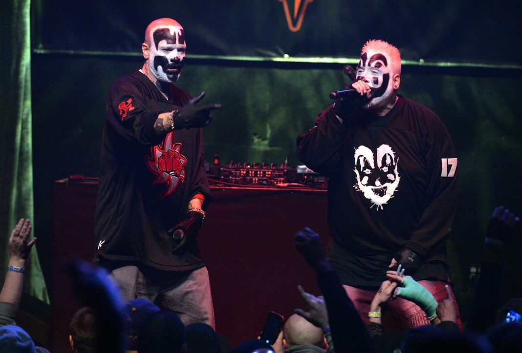 insane clown posse gathering of juggalos juggalow weekend la