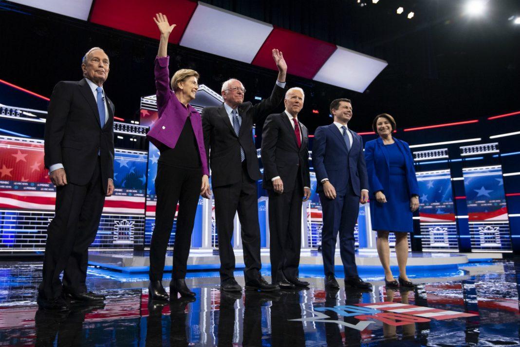 democratic debate ratings 2020