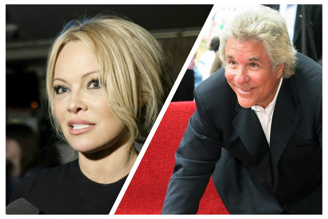 pamela anderson jon peters split