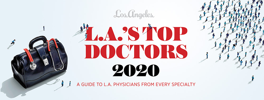 LA Magazine 2020 Top Doctors
