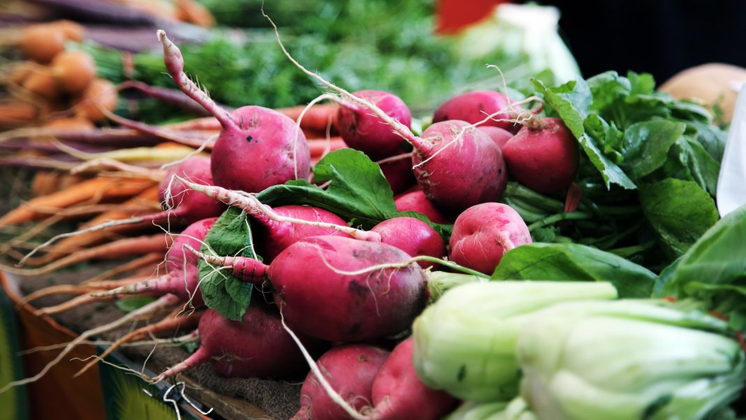 restaurant markets coronavirus radishes