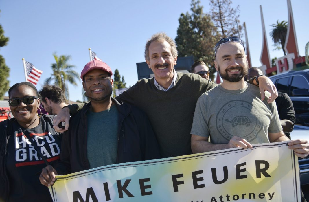 mike feuer mayor