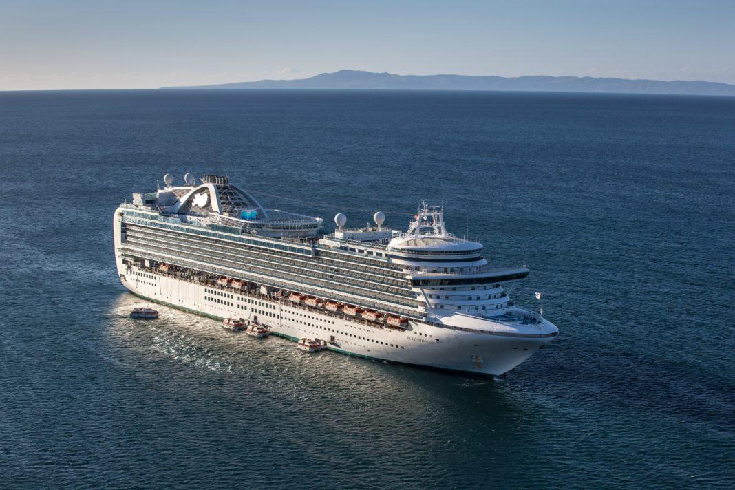 coronavirus cruise california