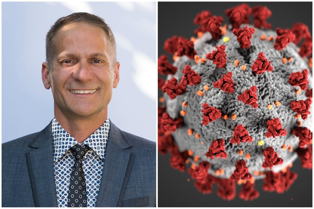 west hollywood mayor coronavirus