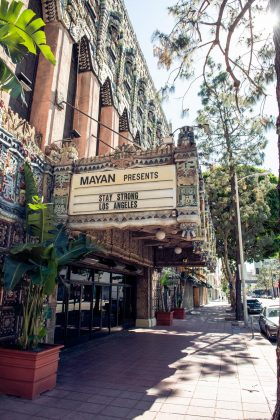 mayan theater los angeles