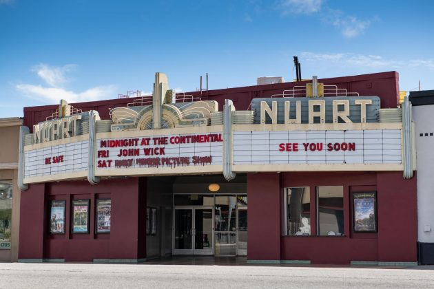 nuart theater los angeles closed
