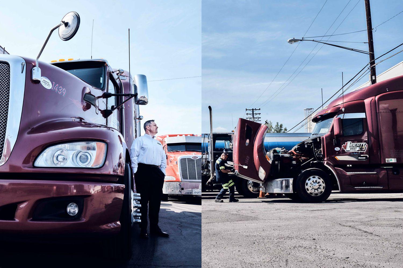 truckers covid-19