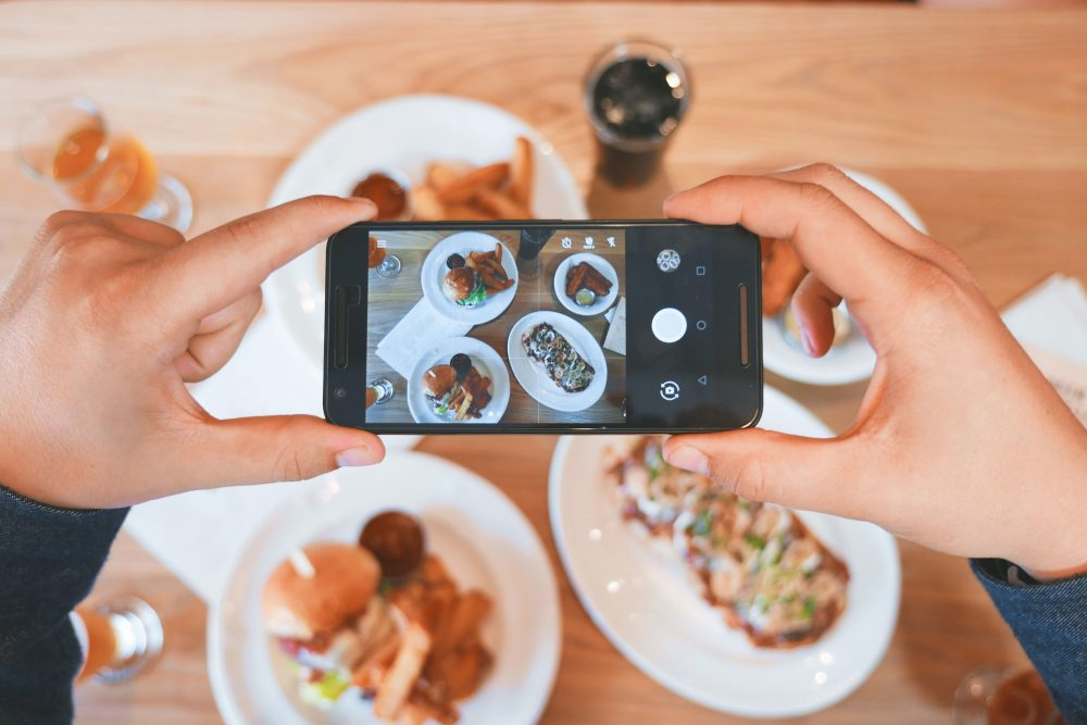 instagram chownow shoppable posts