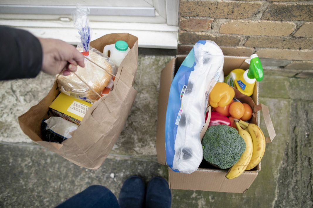 grocery delivery covid
