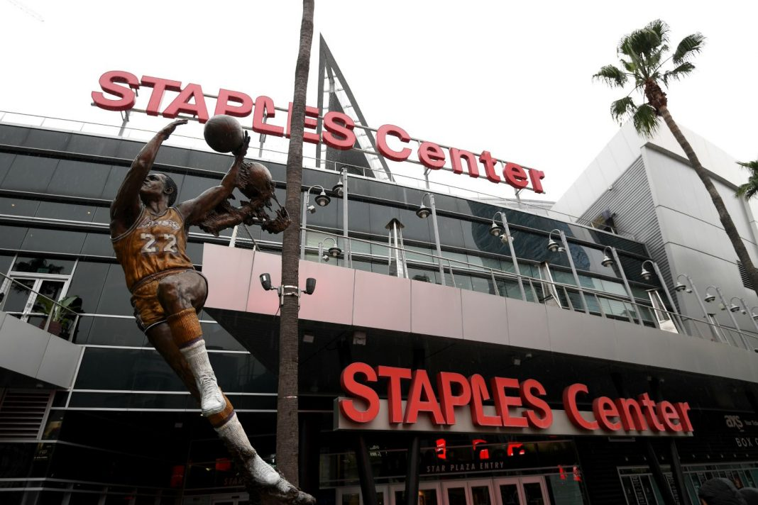 lakers staples center ppp
