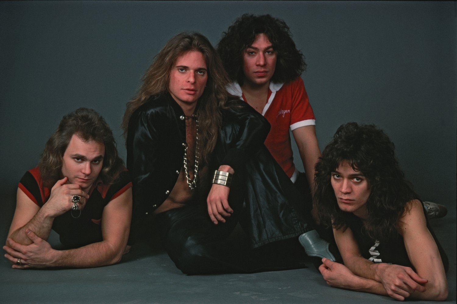 van halen early days