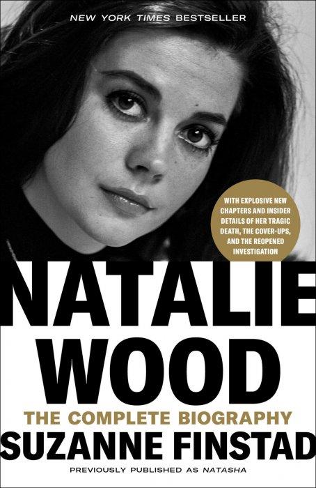 Natalie Wood book